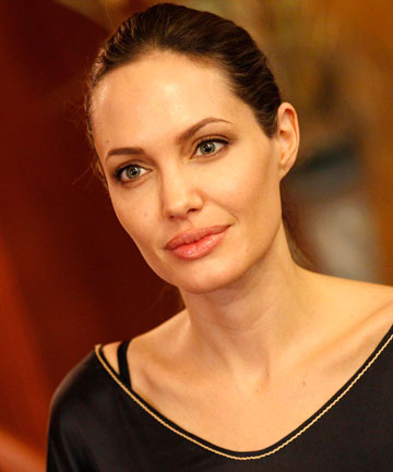 TAKING THE HELM AGAIN: Angelina Jolie is in advanced talks to direct a World War II drama.