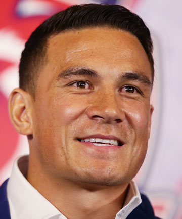 MILLION DOLLAR MAN: Sonny Bill Williams' return to the NRL has finally been approved.