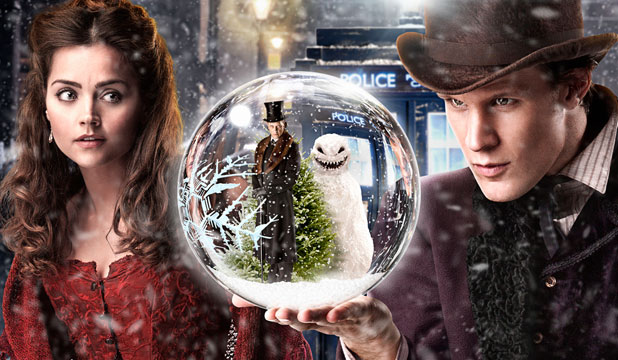 DR WHO CHRISTMAS SPECIAL: Boxing Day, 8.30pm, Prime.