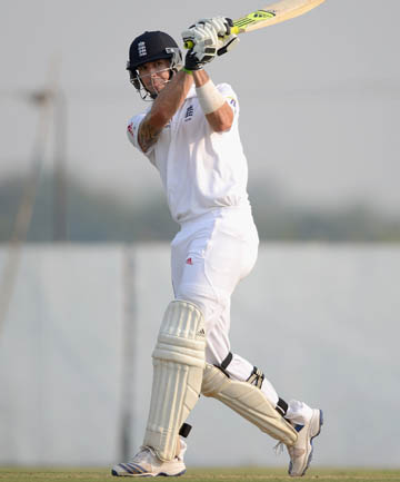 RESTED: Kevin Pietersen will not take part in the limited-overs leg of England's tour of New Zealand.