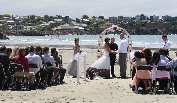 caroline bay wedding