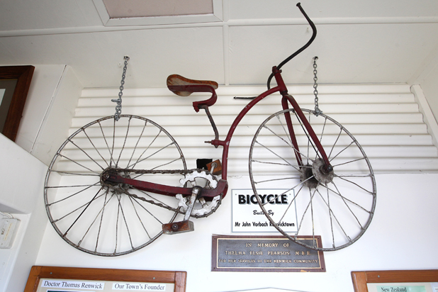 John Vorbach's bicycle