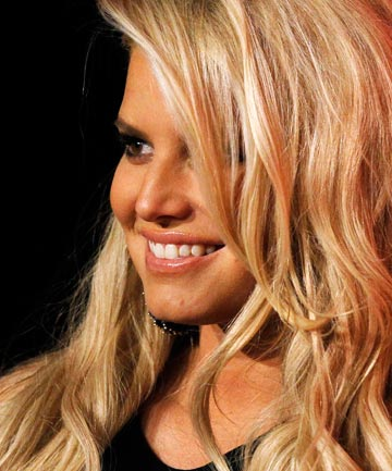 JESSICA SIMPSON: Her second baby announcement on Twitter.