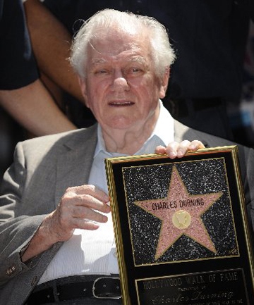 US actor Charles Durning has died at the age of 89.