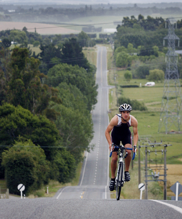 LOOKING FORWARD: Timaru's James Katene is hoping to represent New Zealand at the 2014 world championships.
