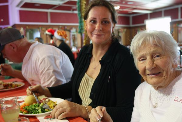 timaru christmas community dinner