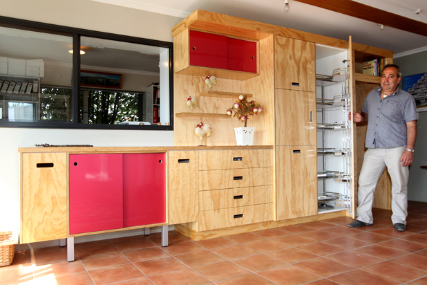 Working with colour for Country style kitchen nz