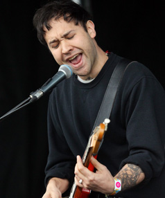 Lead singer and guitarist of the Unknown Mortal Orchestra