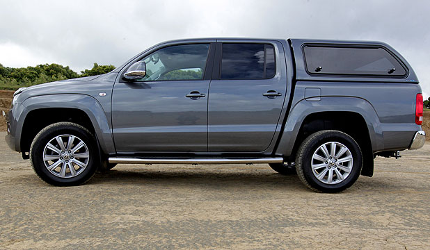 Auto adds appeal to Amarok ute | Stuff.co.nz
