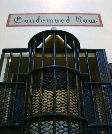 condemned row