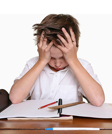 Number of 'anxious' kids skyrockets