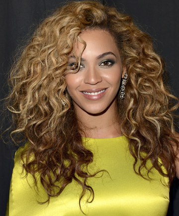 CUTTING EDGE: Beyonce Knowles is ahead of the curve - she has already admitted she cuts her own hair.