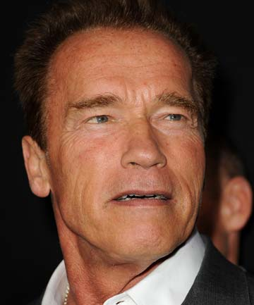 HE'S BACK: Arnold Schwarzenegger will star in three Hollywood movies over the next 12 months.