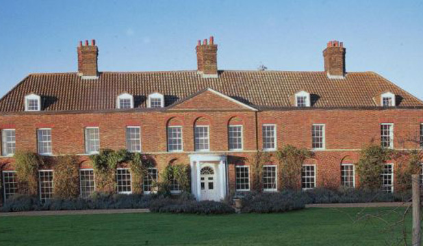 Anmer Hall, in Norfolk, has reportedly been