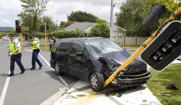 Silverstream crash