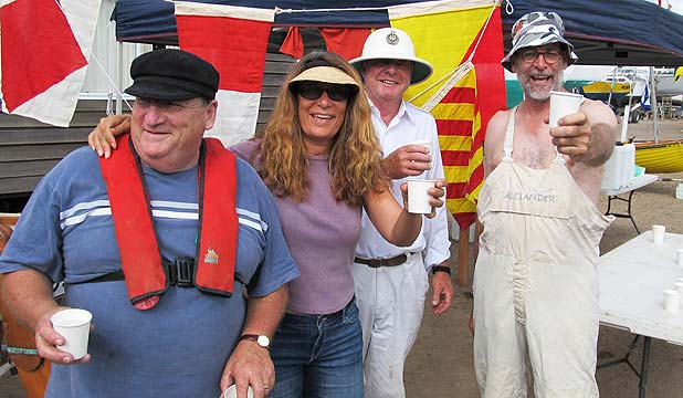Waiheke Boating Club Members