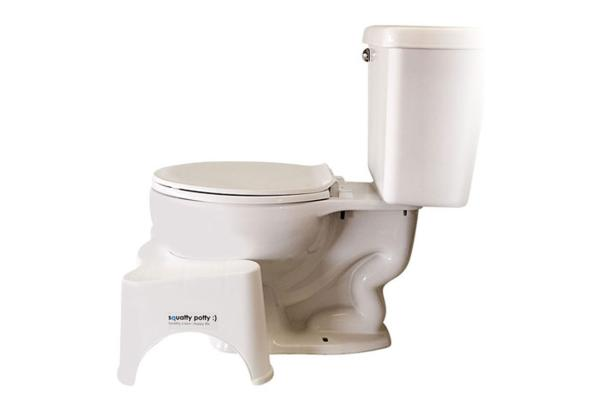 Squatty Potty Toilet