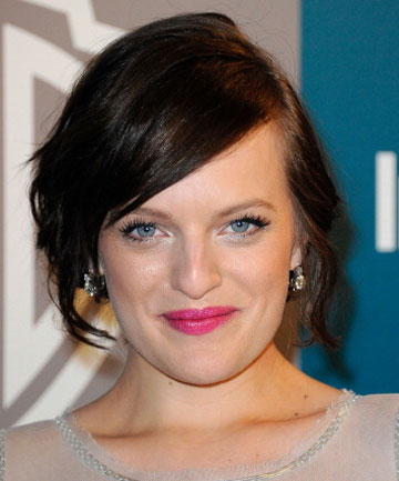 Elisabeth Moss, who stars in Top of the Lake.