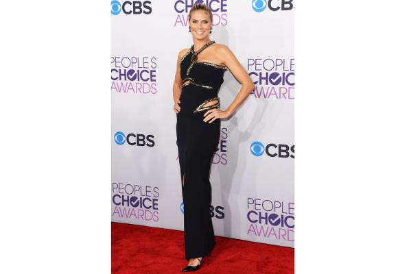 34th Annual People's Choice Awards: fashion