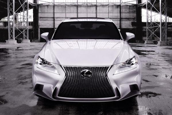 New Lexus iS