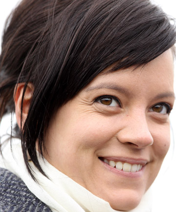 NEW BABY: Lily Allen and her husband Sam Cooper are elated to have welcomed another girl to their clan.