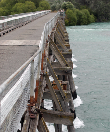 kurow bridge
