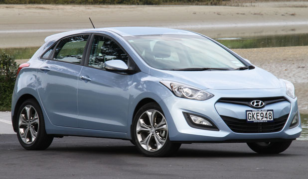 Hyundai i30: Kimchi with a decidedly German texture and flavour.