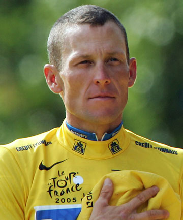 SPEAKING OUT: Lance Armstrong's interview will be broadcast in two parts due to the amount of content.
