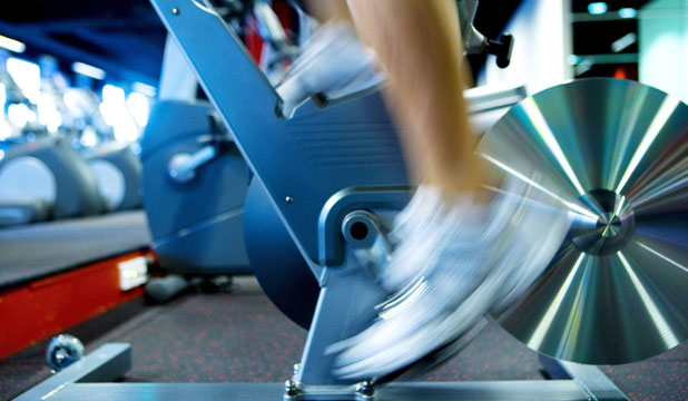Pedal to the metal: Work smarter, not harder when it comes to your fitness regime.