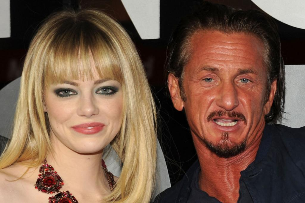 Sean Penn's super crispy man-tan is a new thing, and it reared its leathery head during the Gangster Squad premiere. Oh, and the 52-year-old's also rocking a ponytail out back.