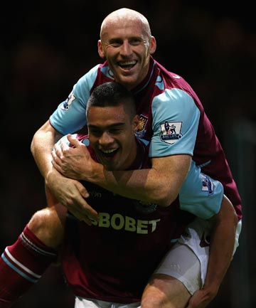 STAYING LOYAL: Winston Reid's success will aid the All Whites.