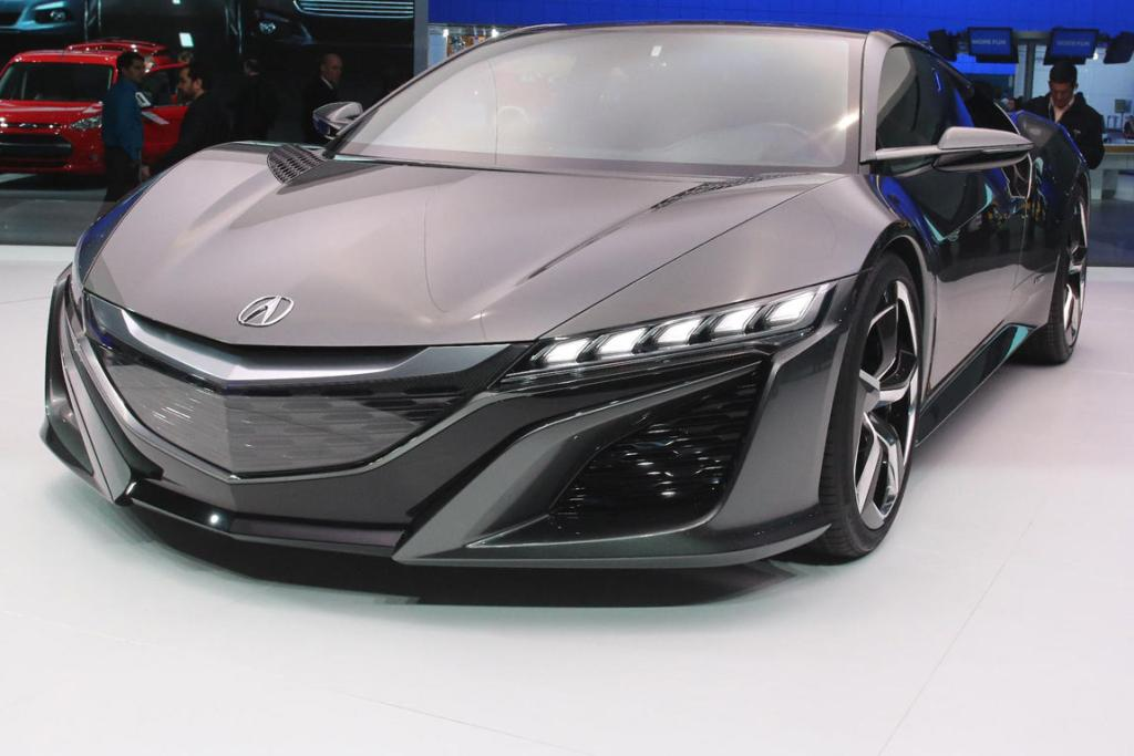 Next NSX may go right-hand-drive | Stuff.co.nz