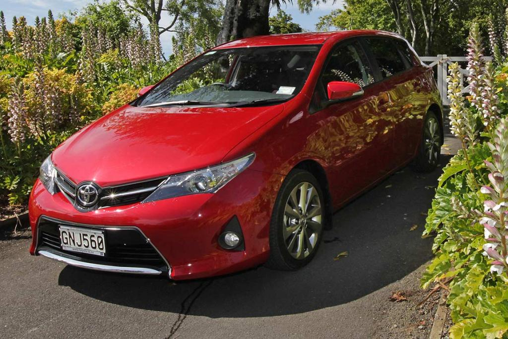 New Toyota Levin Adds To Corolla Appeal Stuff Co Nz