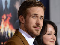 Ryan Gosling attends the world premiere of Gangster Squad.