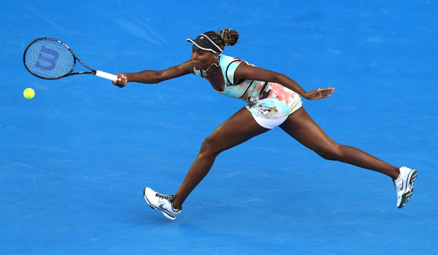 OUTPLAYED: Venus Williams, at 32, is not the player she once was.