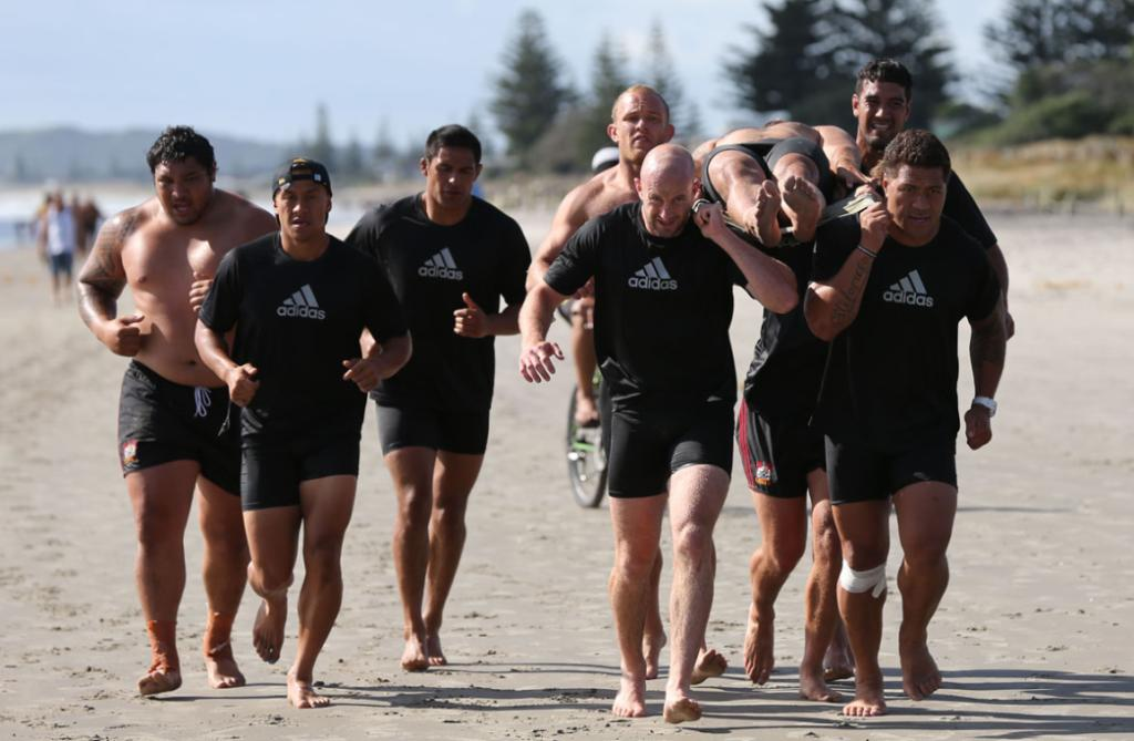 Chiefs Coast to Coast Training