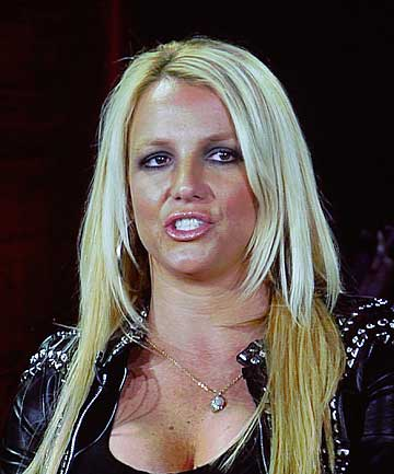 BRITNEY SPEARS: Woman's Day says the former X-Factor judge is on a 24-hour watch.