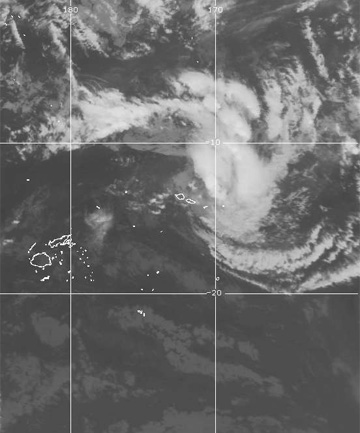 cyclone garry tuesday