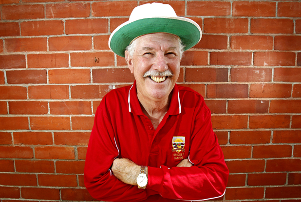 Blenheim man Vern Payne has been nominated for a nationwide competition to reward volunteer cricket umpires in New Zealand.