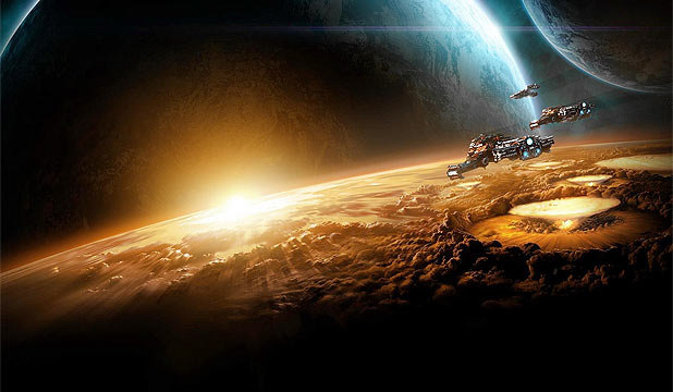 SHEDDING LIGHT: Starcraft Heart of the Swarm's campaign has been under wraps for more than a year.