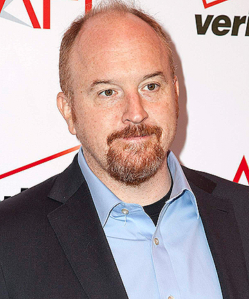 THE FUNNIEST:  Louis C.K.