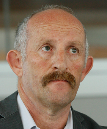 CLAWS OUT: Gareth Morgan wants action.