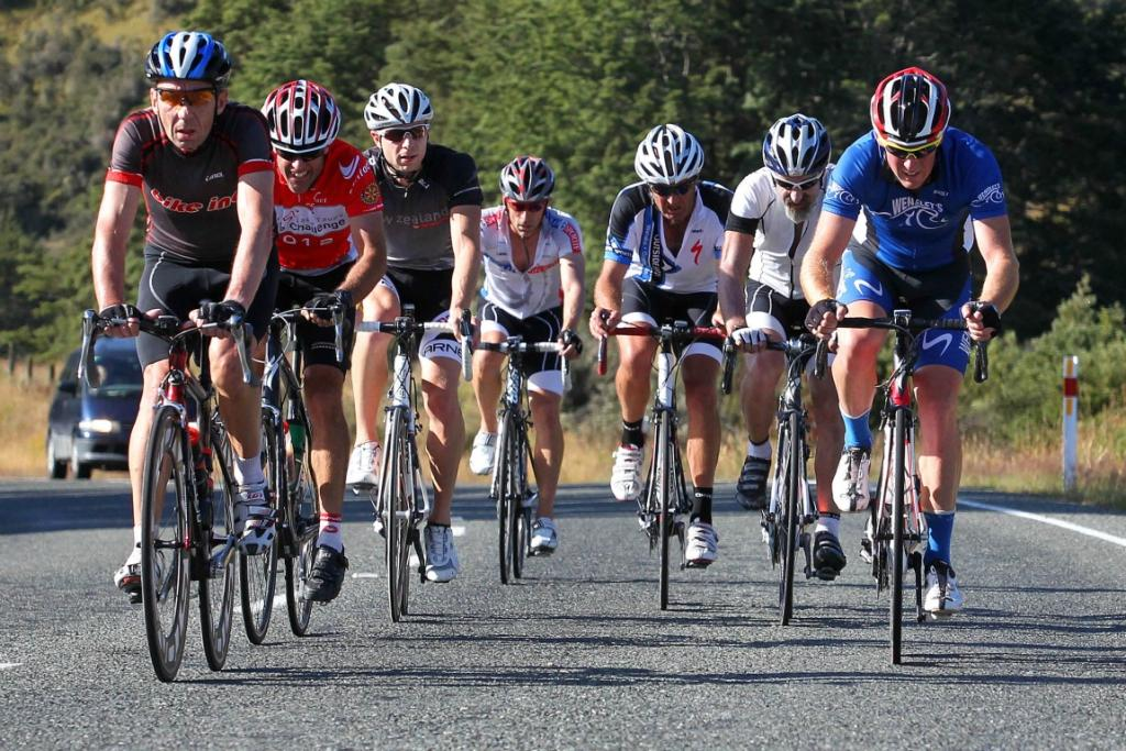 The 2013 Distinction Hotels Milford Mountain Classic cycle race held from east of the Homer Tunnel to Te Anau (shortened distance by 20kms because of rock fall at the Homer Tunnel) held on Saturday afternoon.