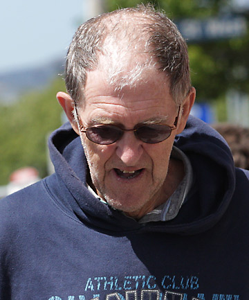 FIGHTING EXTRADITION: Former Catholic brother and convicted sex offender Bernard McGrath.