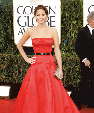 LADY IN RED: What will Jennifer Lawrence wear to the Oscars?