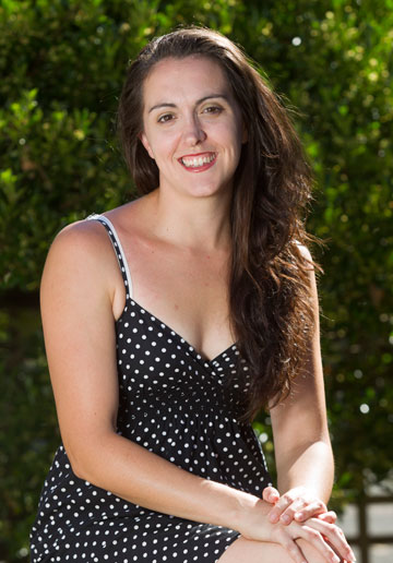 SINGING HOPEFUL: The X Factor NZ contestant Helen Bull is entering the Hamilton auditions tomorrow.
