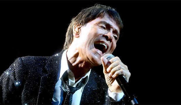 PETER PAN OF POP: Sir Cliff Richard proved his clout as he knocked off a string of hits at Wellington's TSB Arena.