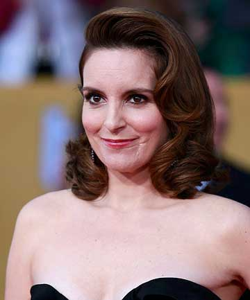 OFF TO NEW PROJECTS: Tina Fey is working on a Mean Girls musical.