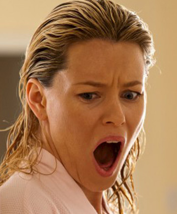 OH DEAR: Actress Elizabeth Banks, is she really surprised?