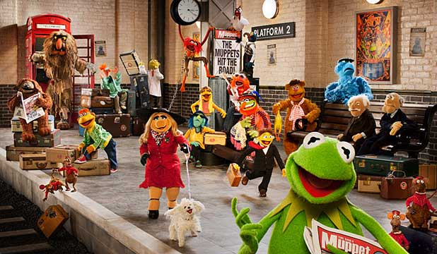 NEW ADVENTURES: The Muppets will be back next year.